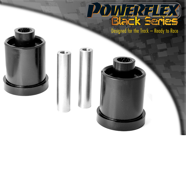 Powerflex für Fiat Punto Evo Abarth (2009 onwards) Achse zu Karosserie HA PFR80-1110BLK Black Series